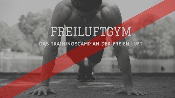Freiluftgym – Das Trainingscamp an der freien Luft für stabile & mobile Körper