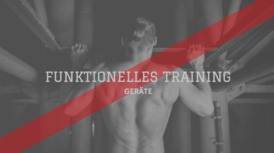 Funktionelles Training Geräte