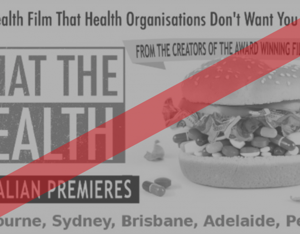 What the Health Kritik