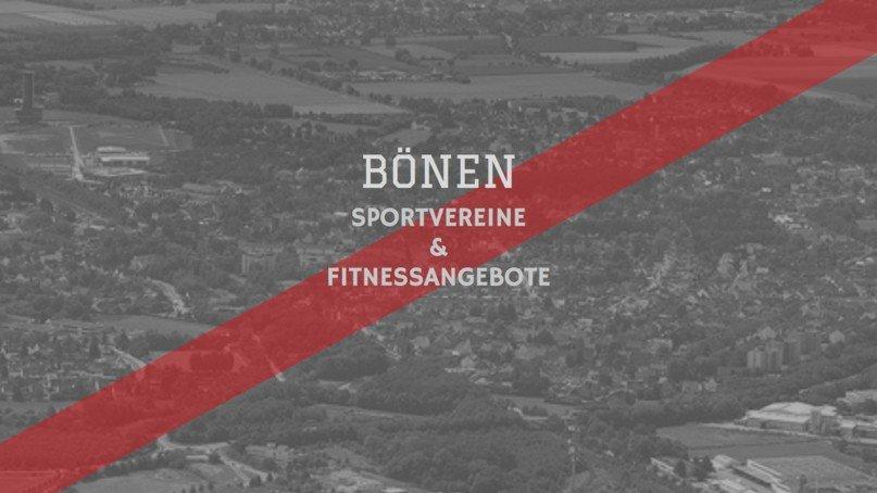 Sportvereine & Fitnessangebote in Bönen 04