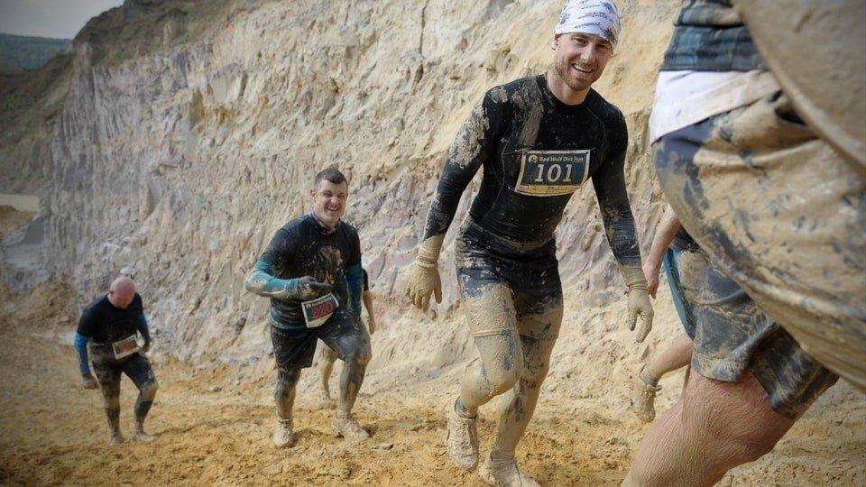 Fitness Agony - Bad Wolf Dirt Run Erfahrung01