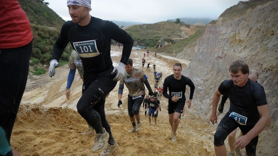 Fitness Agony - Bad Wolf Dirt Run Erfahrung03