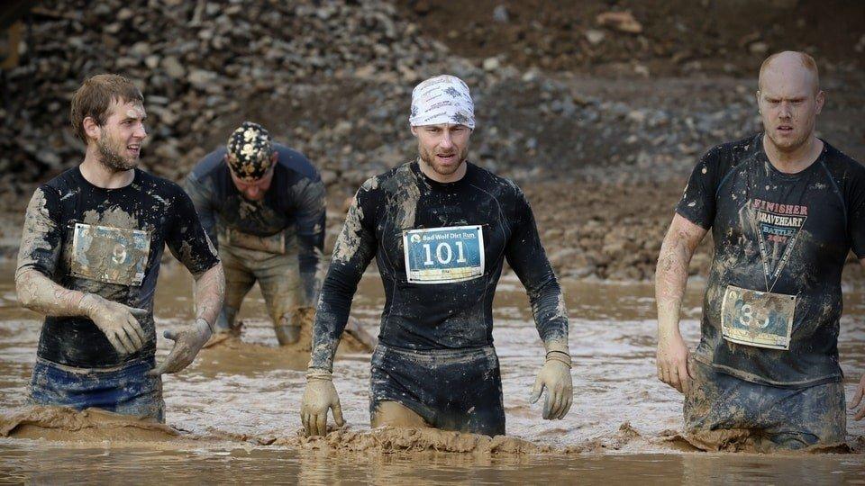 Fitness Agony - Bad Wolf Dirt Run Erfahrung09