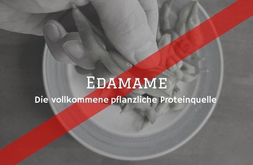 Fitness Agony - Edamame - Die vollkommene pflanzliche Proteinquelle