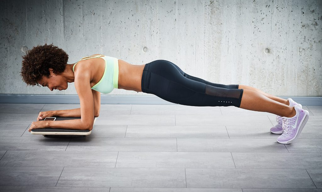 Fitness Trends 2018 -Plankpad