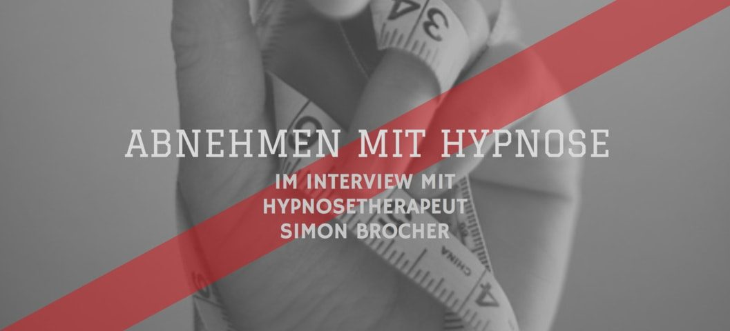 Fitness Agony - Interview mit Simon Brocher - Abnehmen mit Hypnose