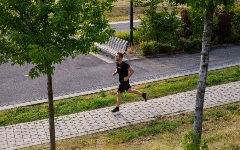 HIIT High Intensity Intervall Training Hochintensives Intervalltraining
