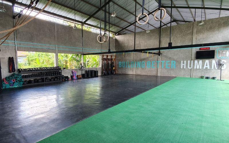 Crossfit Wanderlust Bali Erfahrung - Halle 2