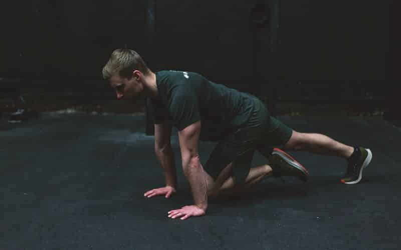 Tabata Training - Mountainclimbers