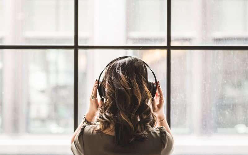 Musik hören zur Entspannung